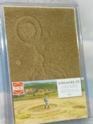 Busch 01311 Grain field with crop circles - reduced